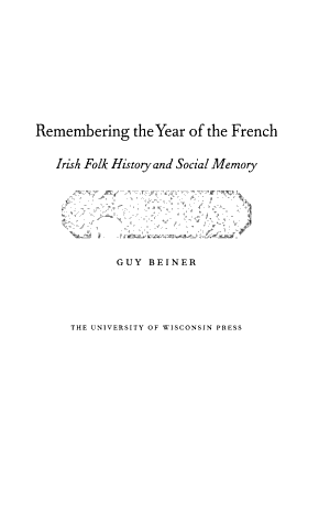 Remembering the Year of the French
