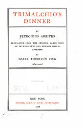 Trimalchio's Dinner