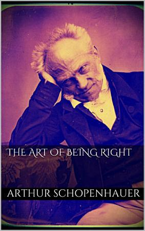 The Art of Being Right PDF