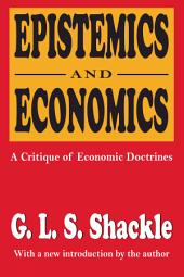 Epistemics and Economics