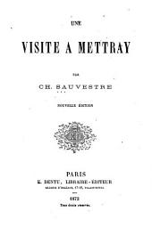 Une visite à Mettray