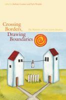 Crossing Borders  Drawing Boundaries PDF