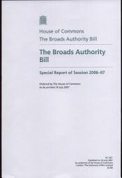 The Broads Authority Bill Book PDF