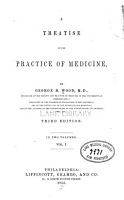 A Treatise on the practice of medicine v 1 PDF