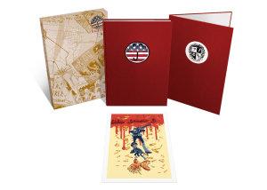 The Umbrella Academy Volume 2  Dallas  Deluxe Edition