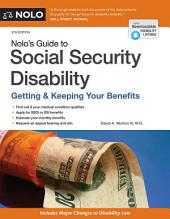 Nolo's Guide to Social Security Disability: Getting & Keeping Your Benefits, Edition 9