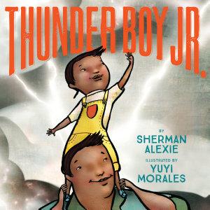 Thunder Boy Jr  Book