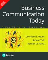 Business Communication Today  14th Edition PDF