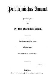 Polytechuisches Journal