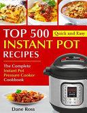 Top 500 Instant Pot Recipes