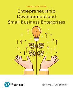 Entrepreneurship Development and Small Business Enterprises  3rd Edition    By Pearson PDF