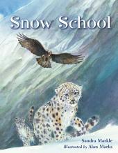 Snow School: Read Along or Enhanced eBook