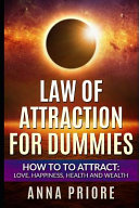 Law of Attraction for Dummies PDF