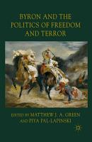 Byron and the Politics of Freedom and Terror PDF