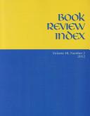 Book Review Index  Volume 48  Number 2 PDF