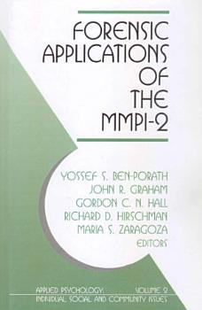 Forensic Applications of the MMPI 2 PDF