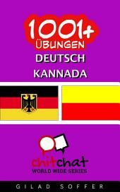 1001+ Übungen Deutsch - Kannada