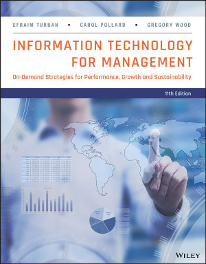 Information Technology for Management PDF