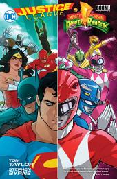 Justice League/Power Rangers: Issues 1-6