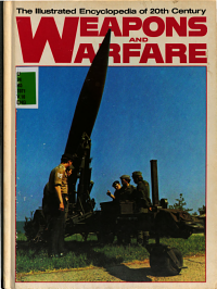 The Illustrated Encyclopedia of 20th Century Weapons and Warfare PDF
