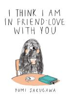 I Think I Am In Friend Love With You PDF
