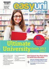 EASYUNI Ultimate University Guide 2013: Issue 2