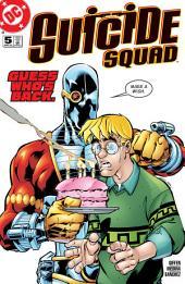 Suicide Squad (2001 - 2002) #5