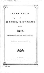 Statistics of the State of Queensland