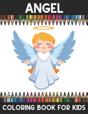 Angel Coloring Book For Kids