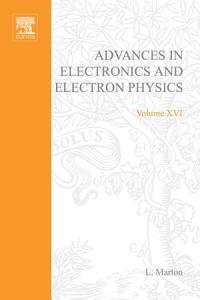 Advances in Electronics and Electron Physics Book