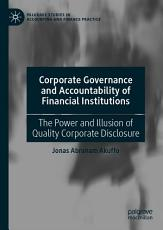 Corporate Governance and Accountability of Financial Institutions PDF