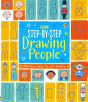 Step-By-Step Drawing Book/People