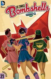 DC Comics: Bombshells (2015-) #21