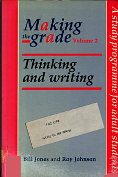 Making the Grade  Thinking and writing PDF
