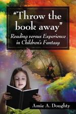 """–Throw the book away"""""""
