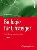 Biologie f  r Einsteiger PDF