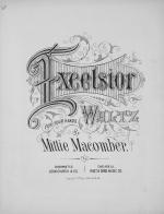 Excelsior Waltz PDF