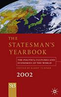 The Statesman s Yearbook 2002 PDF