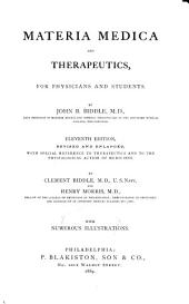 Materia Medica and Therapeutics: For Physicians and Students