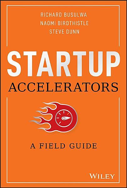 Download Startup Accelerators Book