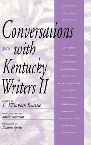 Conversations with Kentucky Writers II PDF