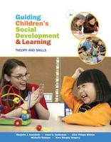 Guiding Children s Social Development and Learning PDF
