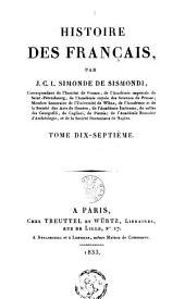 Histoire des Français: 17