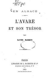 En Alsace: L'avare et son trésor par Xavier Marmier