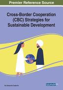 Cross border Cooperation  CBC  Strategies for Sustainable Development PDF
