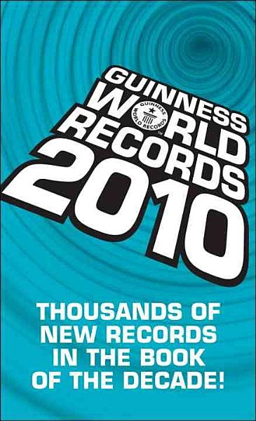 Download Guinness World Records 2010 Book