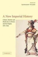 A New Imperial History PDF
