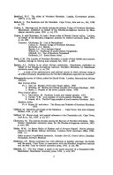 A Select Bibliography of Recent Publications Concerning the Federation of Rhodesia and Nyasaland