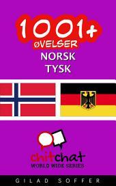 1001+ øvelser norsk - tysk