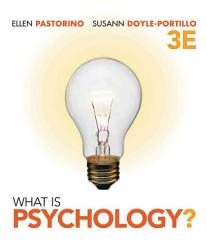 What Is Psychology  Book PDF